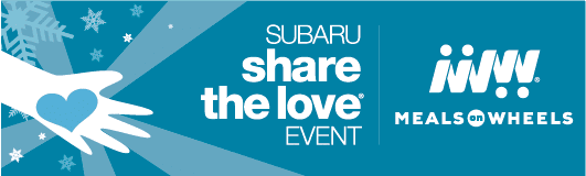 2019 Subaru Share The Love Event